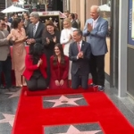 Frozen 2 Actresses get Stars on the Hollywood Walk of Fame