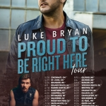 Luke Bryan is Coming to Shreveport!!
