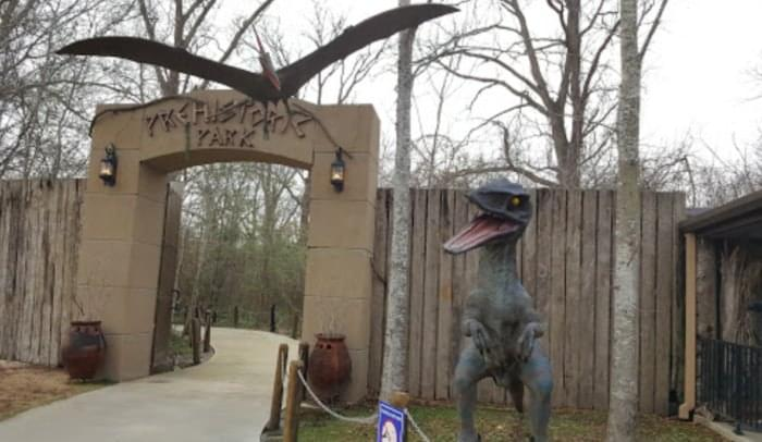 Get Ready To Walk With The Dinosaurs In Louisiana