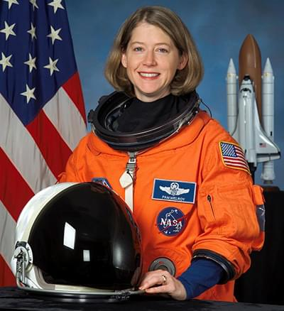 A former Barksdale Air Force Base pilot will soon be inducted into the United States Astronaut Hall of Fame at Kennedy Space Center