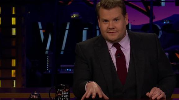 James Corden addresses 'Carpool Karaoke' driving drama