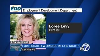 As more workers are furloughed, what are your rights if it happens to you?