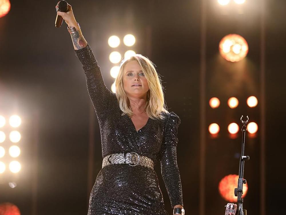 "Miranda Lambert Reflects on Staying Power After 15 Years in the Biz: ""Who I Am Hasn't Changed"""