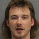 ICYMI: Here's Morgan Wallen's Mugshot From His Arrest Memorial Day Weekend