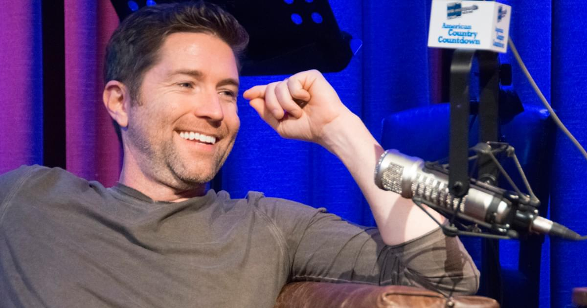 "Josh Turner to Honor His Heroes on New Album, ""Country State of Mind"" [Listen to Title Track]"
