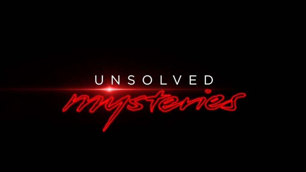 """WATCH: The Trailer Of The """"Unsolved Mysteries"""" Reboot on Netflix!"""