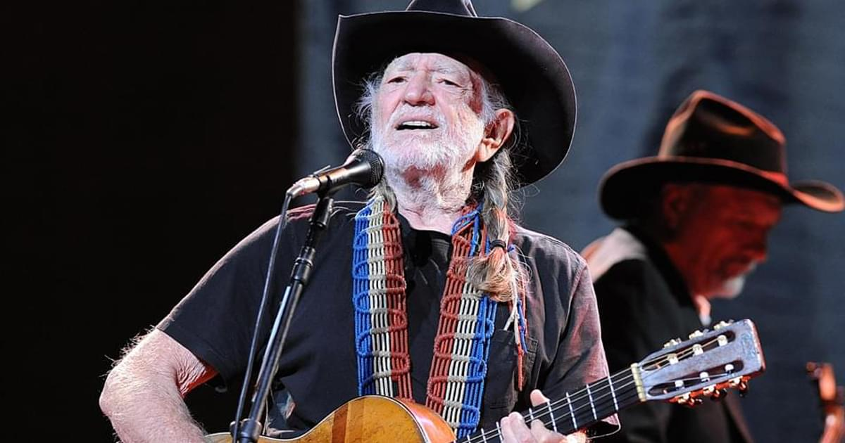 "Willie Nelson Talks Lifelong Love of Cannabis & Performs ""I Never Cared for You"" on ""Jimmy Kimmel Live"" [Watch]"