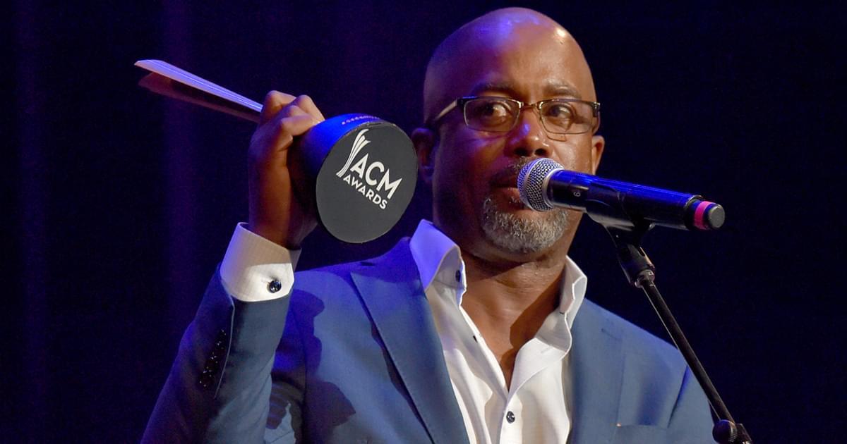 Presenters Announced for 55th ACM Awards, Including Darius Rucker, Lauren Alaina, Clint Black & More