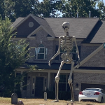 Best Halloween Decor EVER!!!