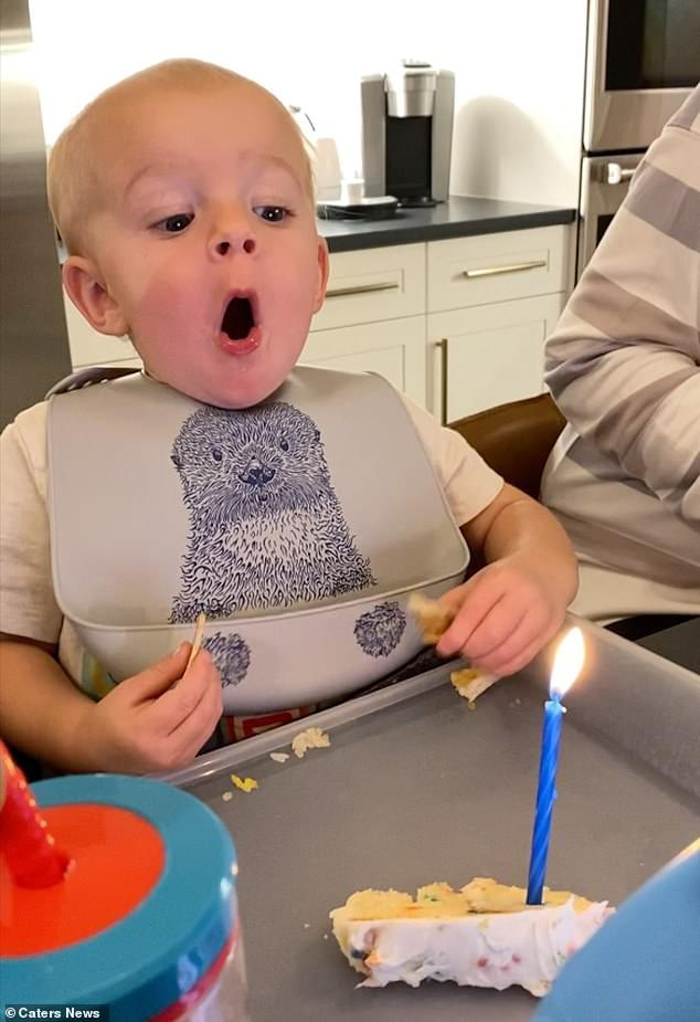 Birthday Candles are Difficult!