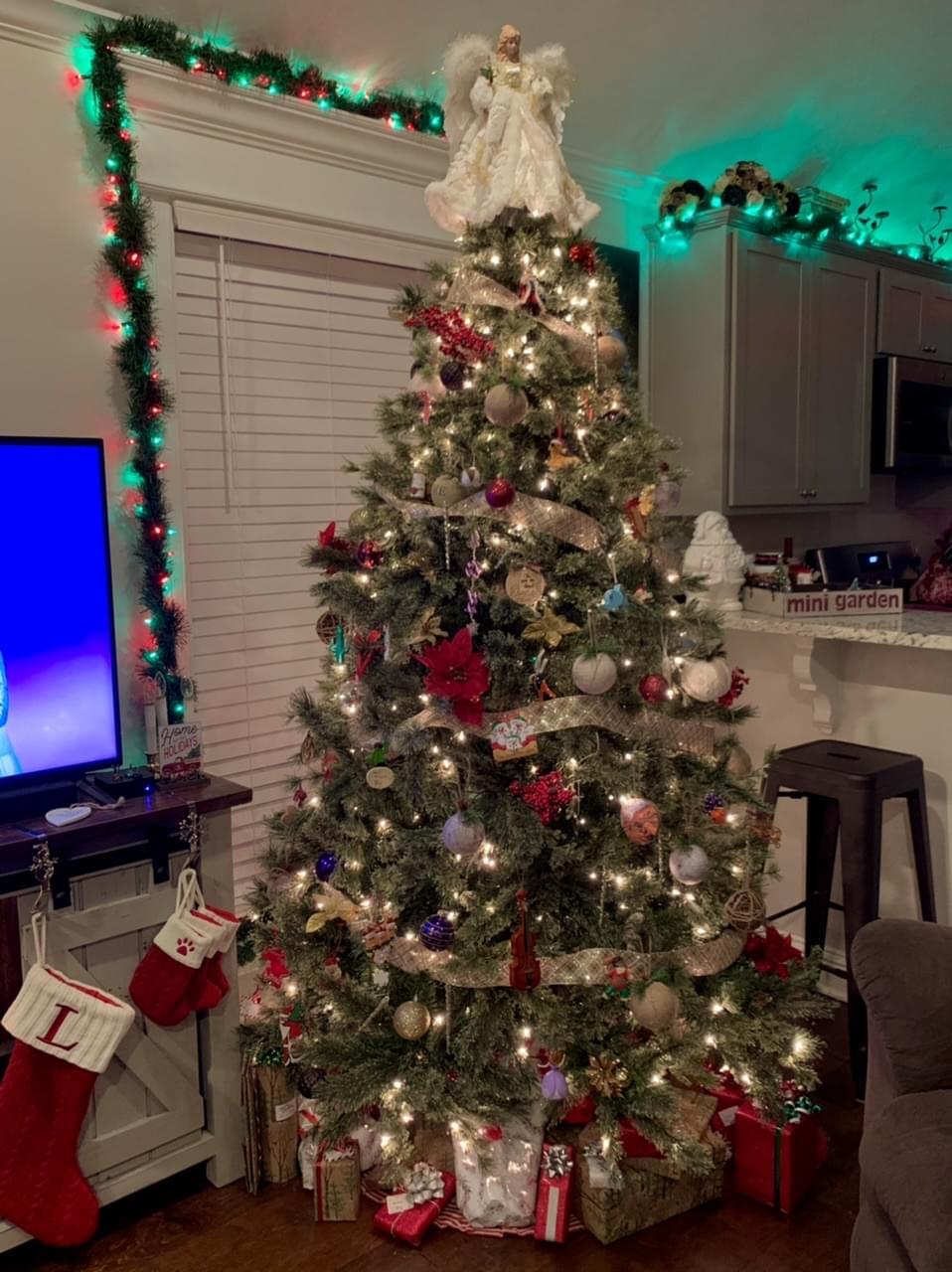 Got my Christmas Tree up!