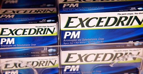 RECALL ALERT: 400K Bottles Of Excedrin Have Been Recalled
