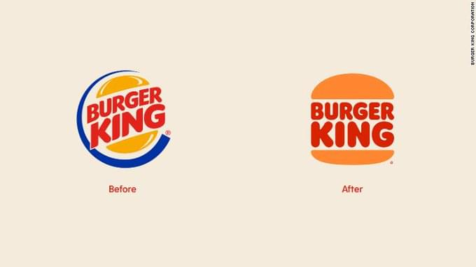Burger King Has A New Logo – And It's Their Old Logo From The 80's
