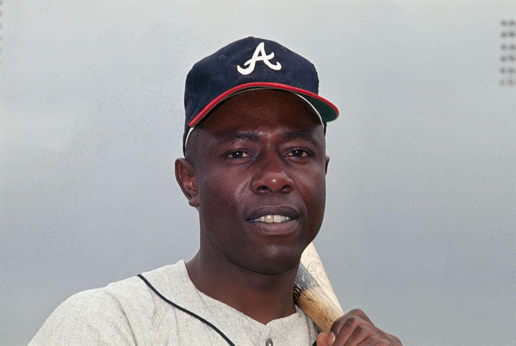 Baseball Great Hank Aaron Has Died