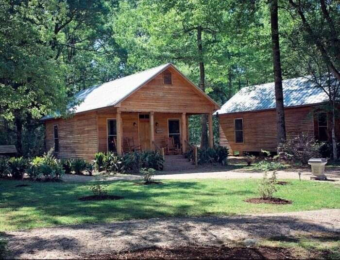 Spend A Night In Some Of The Most Haunted Cottages In Louisiana