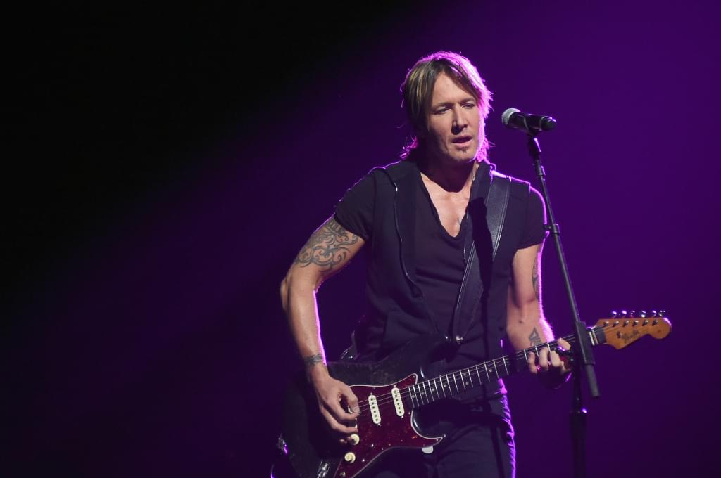 Keith Urban Now Has Story Song On The CALM App!