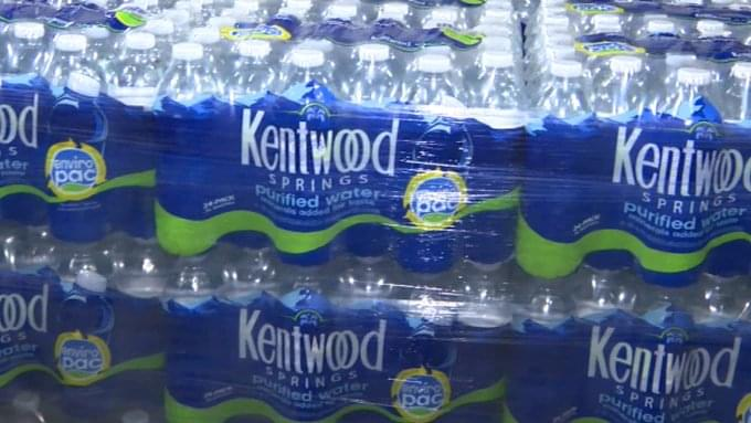 Water Resources For Greenwood Residents Still Without Water