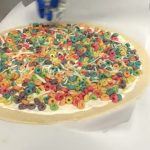 WATCH: This Pizza Has FRUIT LOOP Toppings!