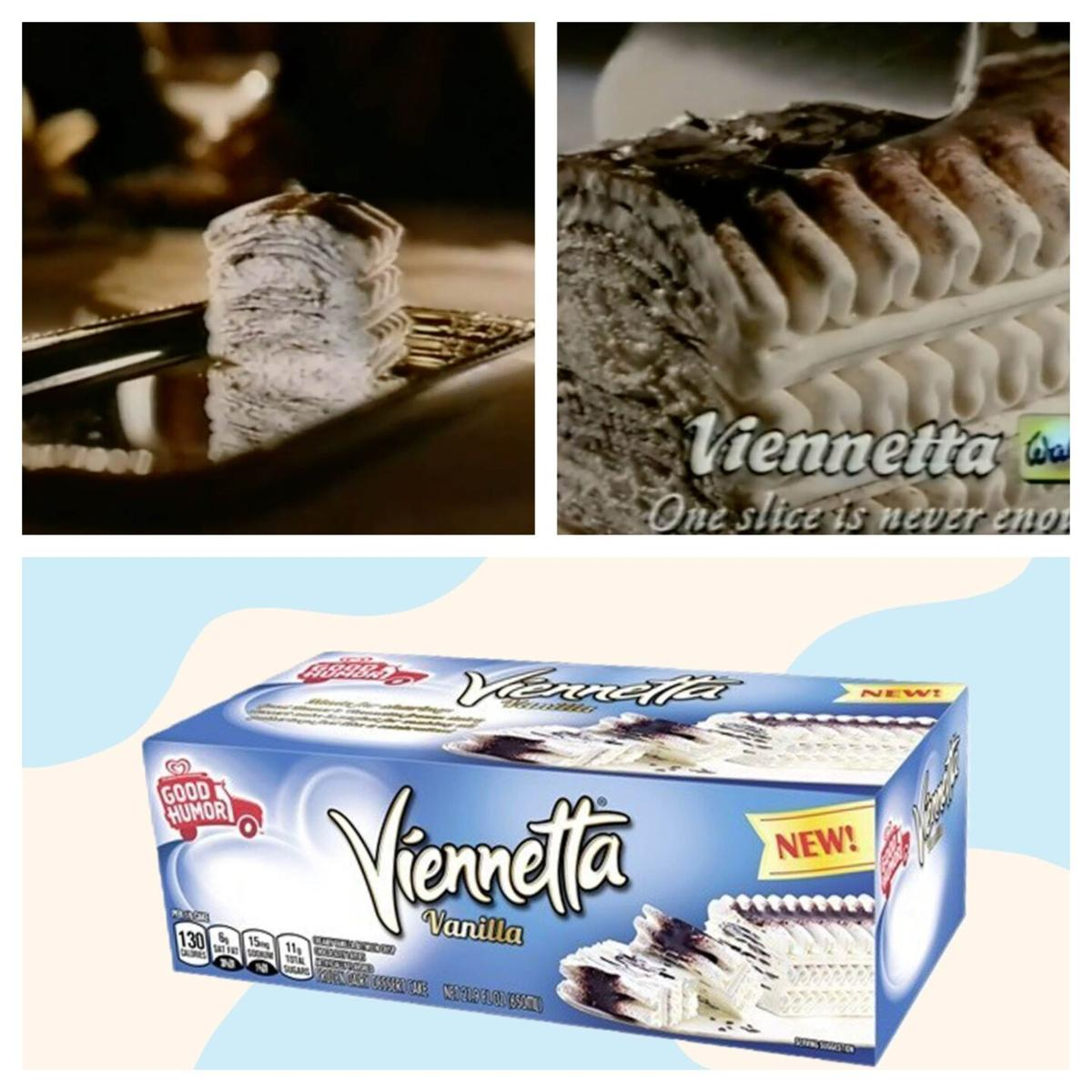 OMG!  Viennetta Ice Cream Cake Is Coming Back!