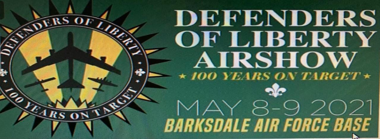 BAFB Air Show This Weekend!