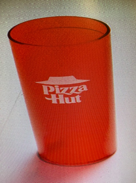 90's Pizza Hut Red Cups Are Back !