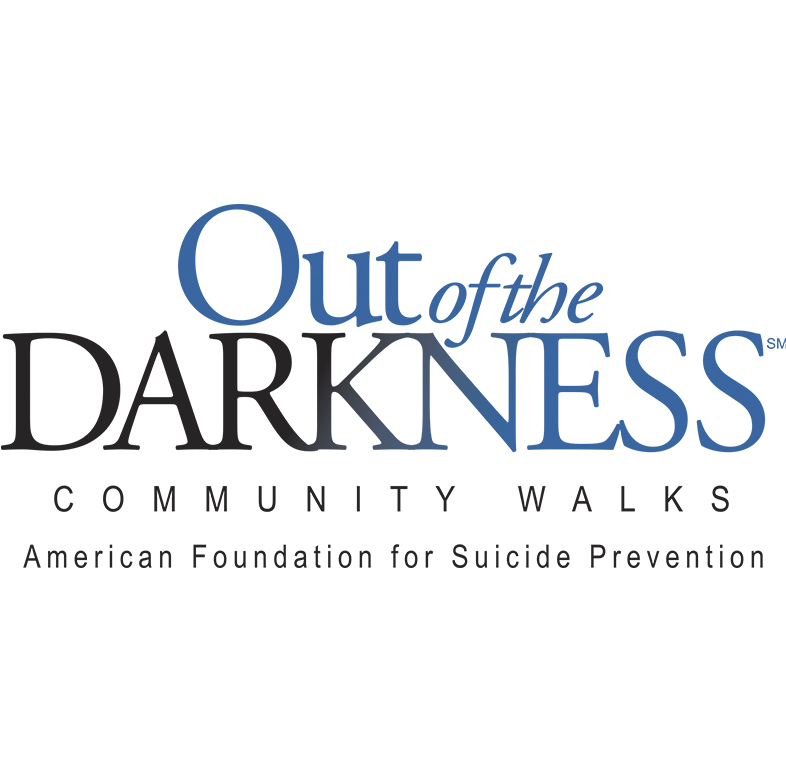 Join Us For The Out of the Darkness Walk to Benefit The American Foundation for Suicide Prevention