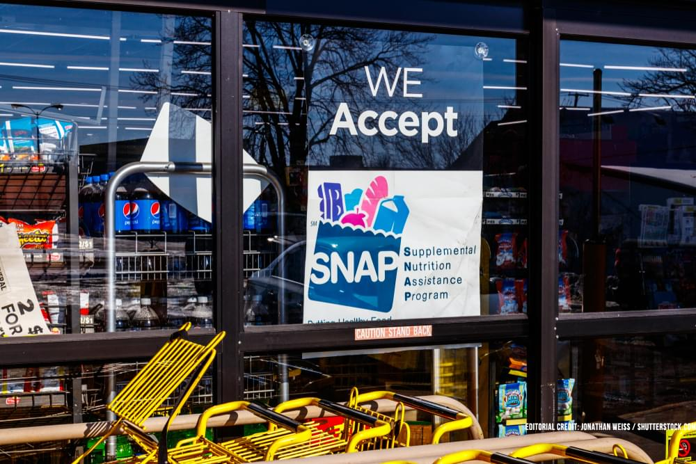 Food Stamps Recipients Can Now Order Groceries Online For
