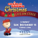 A Charlie Brown Christmas @ City National Grove – December 15th