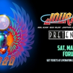 Journey with Pretenders at The Forum May 23