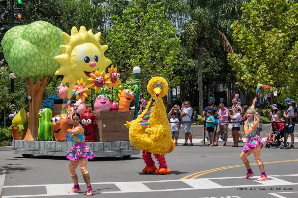 Sesame Street Park Coming To San Diego
