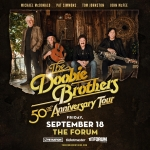 The Doobie Bros @ The Forum September 18, 2020
