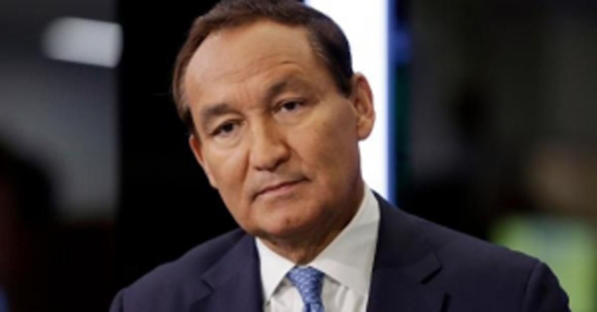 United Airlines CEO is stepping down