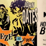 Daryl Hall & John Oates at the Hollywood Bowl