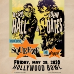 Daryl Hall & John Oates – May 29th