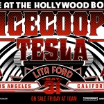 Alice Cooper With Tesla and Lita Ford – May 31st