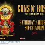 Guns N' Roses at SoFi Stadium – August 8th
