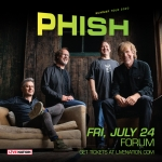Phish – July 24th