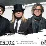 Cheap Trick with special guest Blue Oyster Cult – July 15th