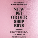 New Order & Pet Shop Boys – The Unity Tour – Oct. 2nd
