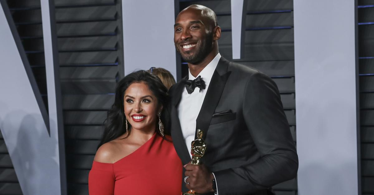 Vanessa Bryant stands at the center of Kobe Bryant grief