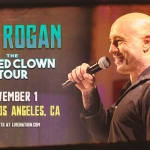 Joe Rogan: The Sacred Clown Tour – Nov. 1st