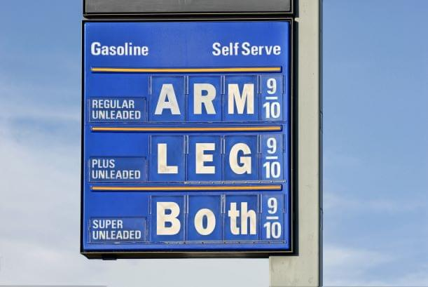 AAA: Angelenos paying $4.25 for gasoline. Who says there is no inflation?