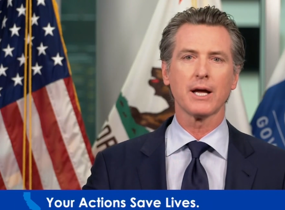 "Newsom Bans Gas Cars By 2035 To Fight Climate ""Crisis"""