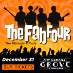 The Fab Four – December 31st