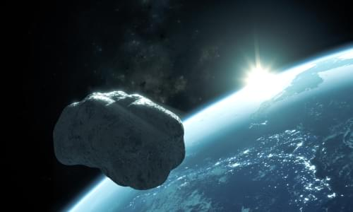 JPL Scientists Say School Bus-Sized Asteroid Passing By Earth