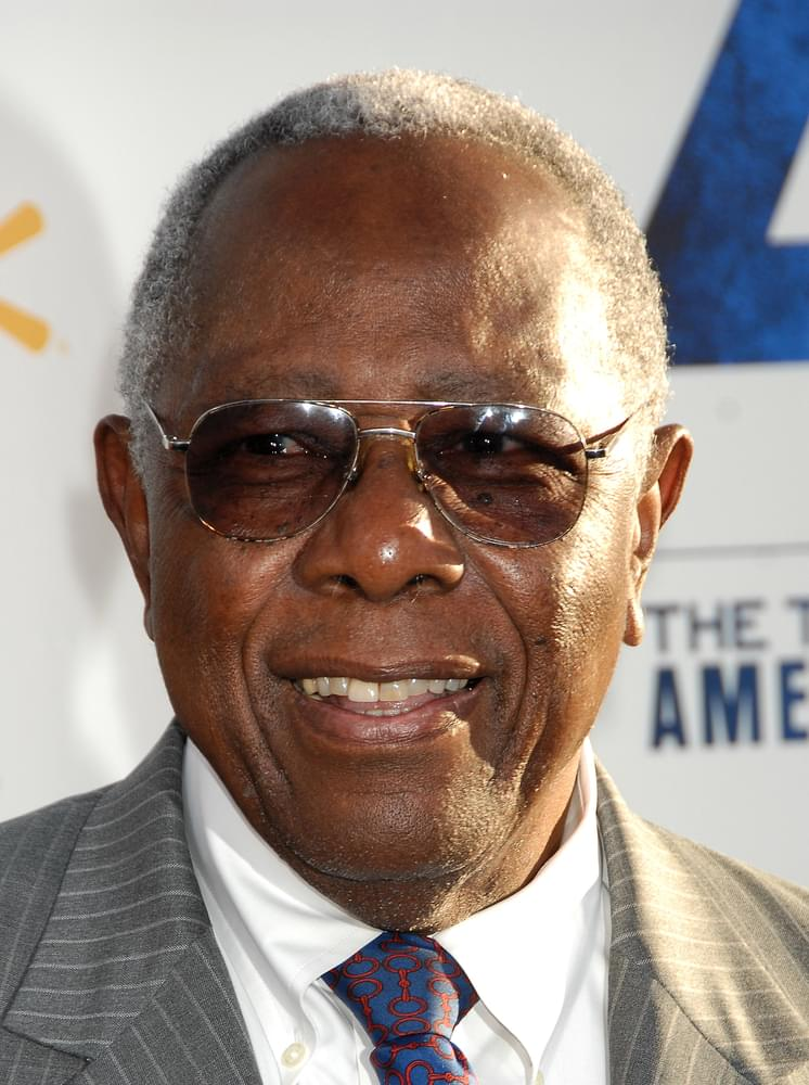RIP Henry Aaron, the true home run King