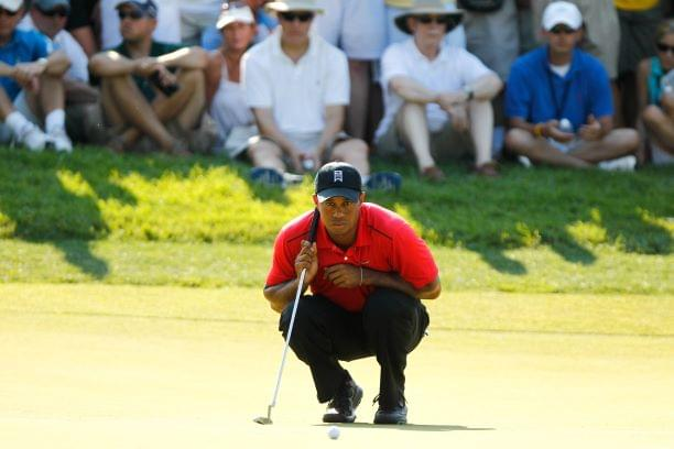 "Update:  Tiger Woods Has ""Multiple Open Fractures"" In Leg After Crash"