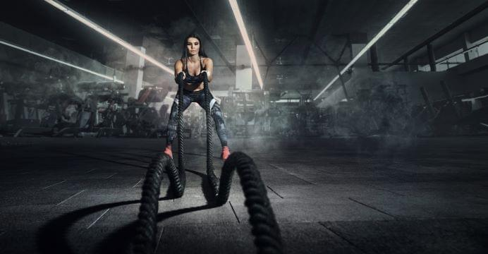 More (Confusing?) Advice From LAST SUMMER : CDC Warns Against High-Intensity Gym Workouts During COVID-19 Pandemic