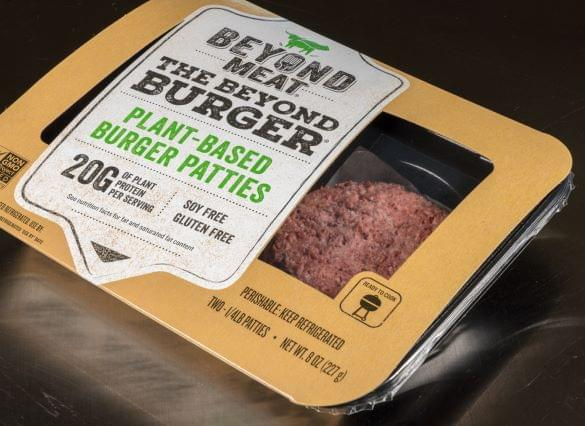 Beyond Meat Agrees To Deals With McDonald's, Yum Brands