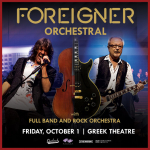 Foreigner – October 1, 2021